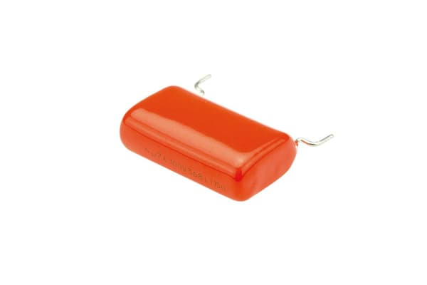 Product image for 368 RADIAL POLY CAP,4.7UF 100V 27.9MM