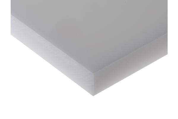 Product image for ACETAL PLASTIC SHEET STOCK,500X300X20MM