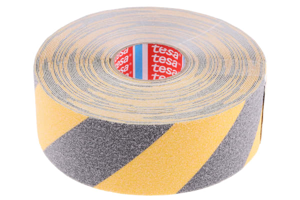 Product image for BLACK/YELLOW ANTI-SLIP TAPE