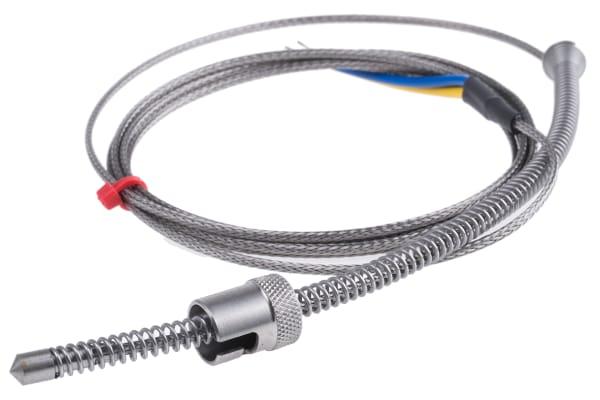 Product image for Type J adj thermocouple bayonet cap