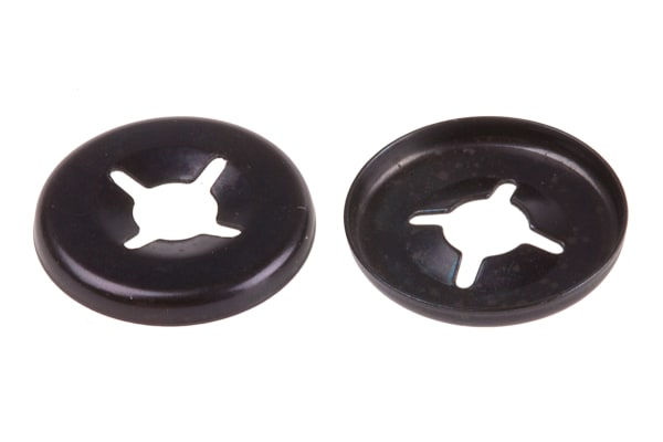 Product image for Open style push-on retainer,1/8in shaft