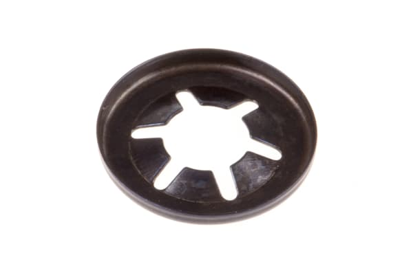 Product image for Open style push-on retainer,3/16in shaft