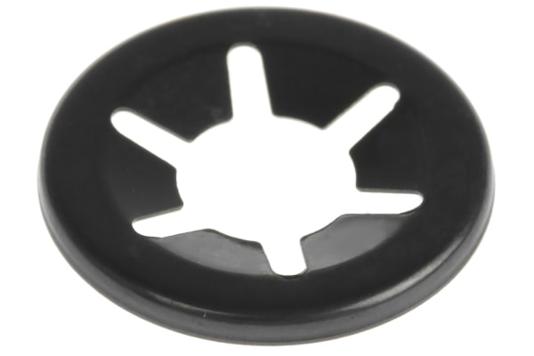 Product image for Open style push-on retainer,1/4in shaft