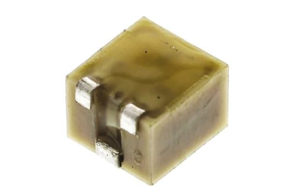 Product image for 3224W SMT top adj cermet trimmer,50K 4mm