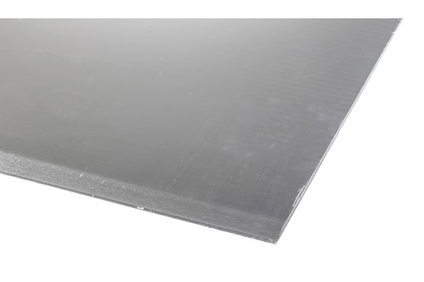 Product image for SIC 1050A Aluminium sheet,500x300x3mm