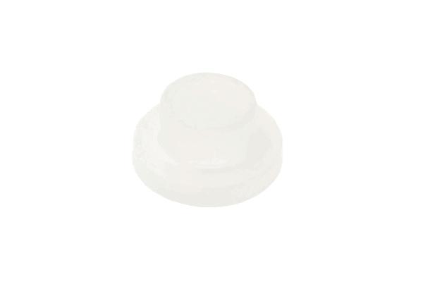 Product image for Nylon screw insulator, M3x2mm