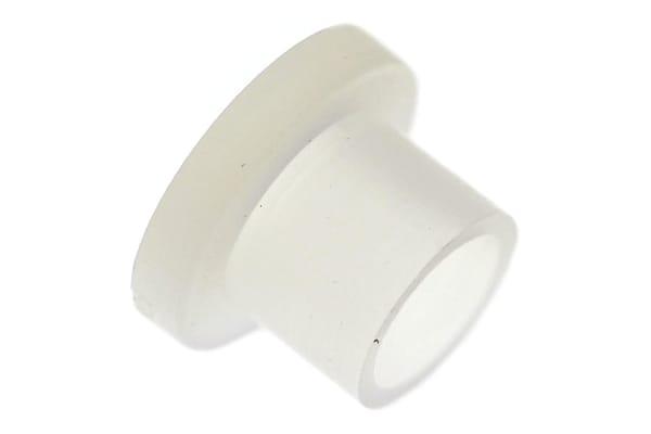Product image for Nylon screw insulator, M3x3mm