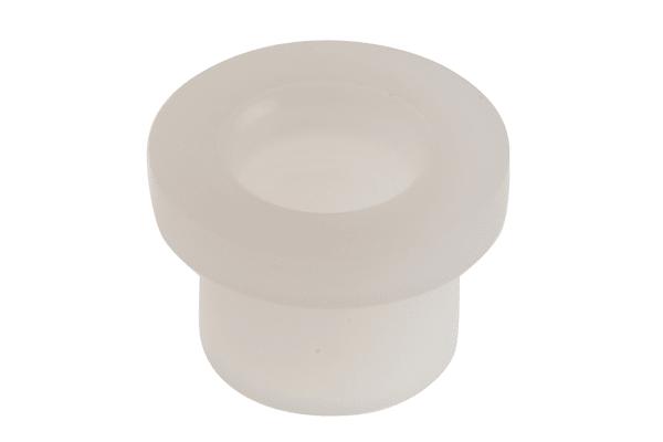 Product image for Nylon screw insulator, M4x4mm