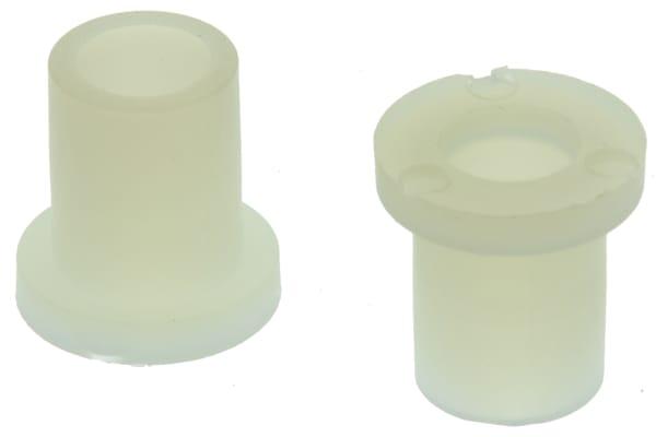 Product image for Nylon screw insulator, M4x7mm