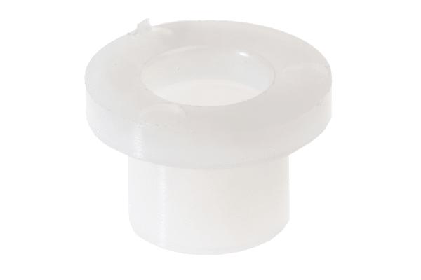 Product image for Nylon screw insulator, M6x6mm