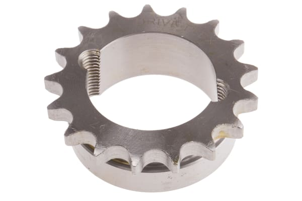Product image for T/B SPROCKET 08B 17 TOOTH