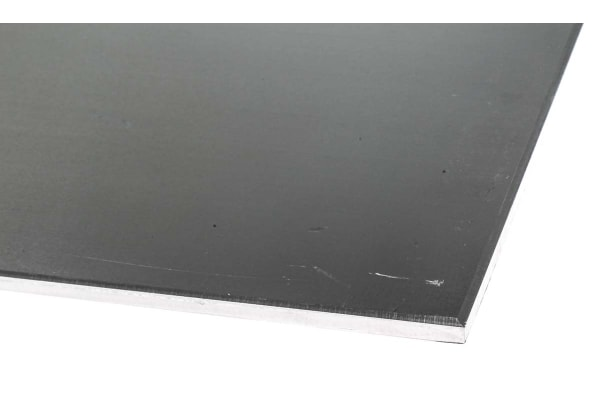 Product image for SIC 1050A Aluminium sheet,500x300x6mm