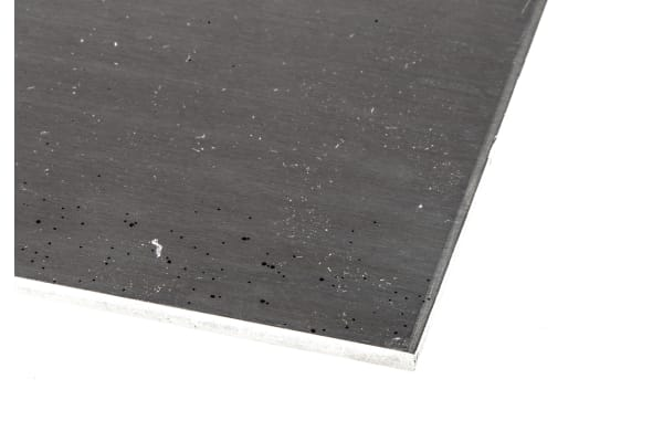 Product image for 6082 Aluminium sheet,500x300x3mm