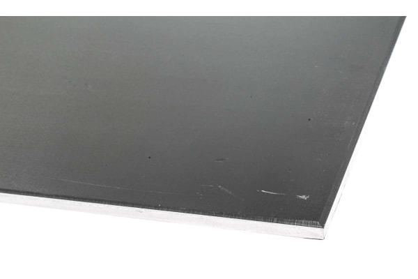 Product image for 6082 Aluminium sheet,500x300x12mm
