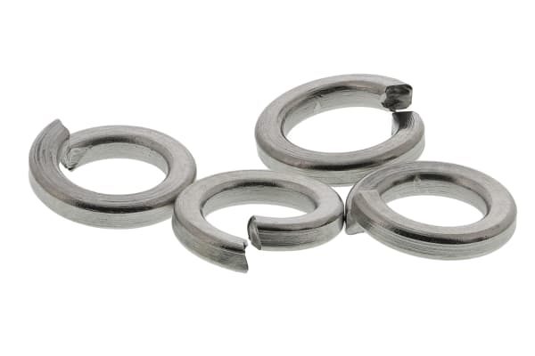 Product image for A4 stainless steel spring washer,M4