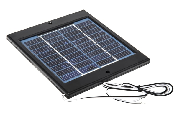 Product image for LOW POWER SOLAR CELL,7.5V 150MA
