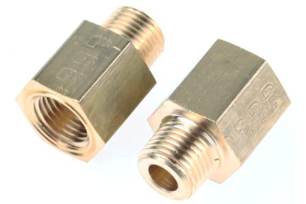 Product image for ADAPTOR BSP M - NPT F 1/8