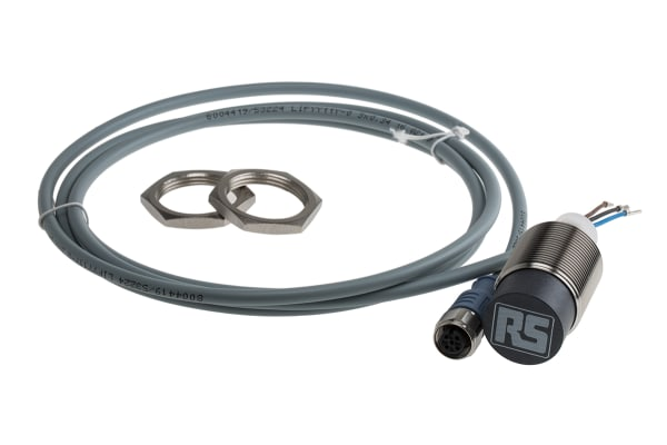 Product image for RS factor1connector style M30 non-flush