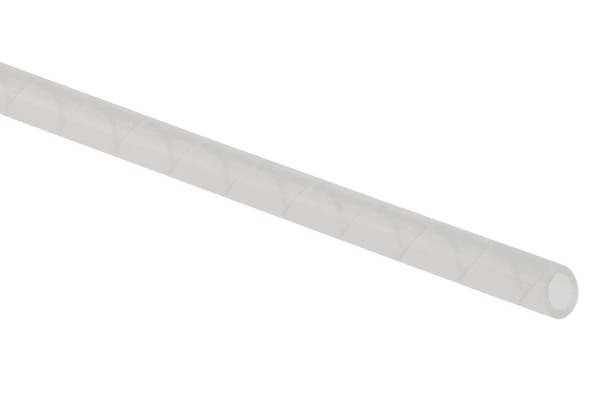 Product image for Natural PTFE spiral wrapping, 1.5mm id