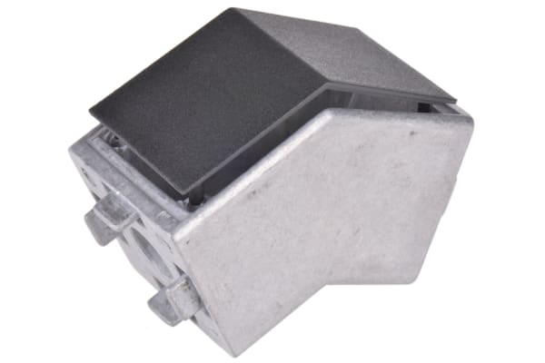Product image for 45 DEG CONNECTOR, 40X40