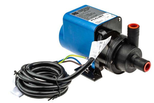 Product image for MAGNETICALLY COUPLED PUMP,35 L/MIN 230V