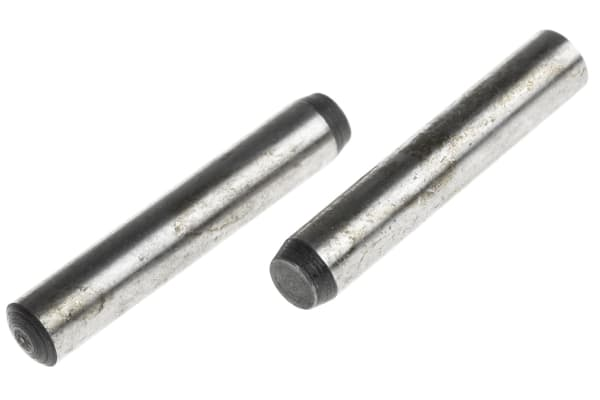 Product image for Mild steel parallel dowel pin,5x28mm