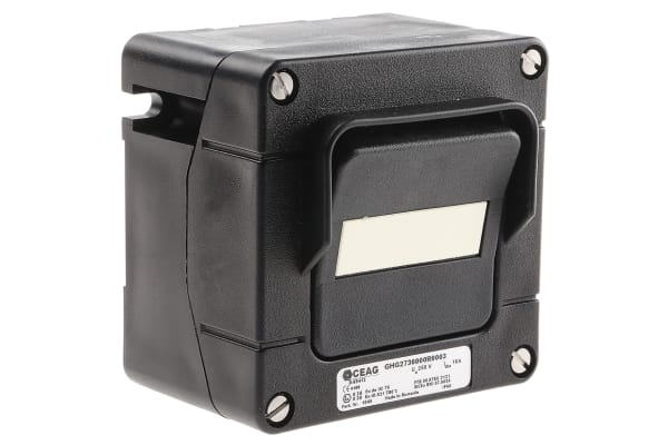 Product image for 1 POLE 2 WAY IP65 LIGHTING SWITCH,16A IE