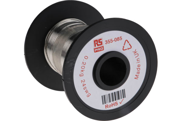 Product image for Tinned annealed copper wire,24swg 91.3m