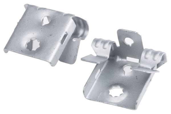 Product image for Switch gear/box clip,3-7mm W 7mm hole