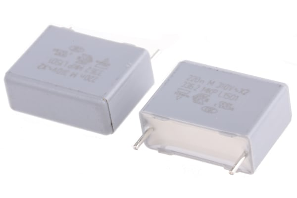 Product image for 336 MKP X2 Polyprop Cap,275V,220nF