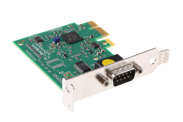Product image for PCI EXPRESS 1 PORT VELOCITY LOW PROF 232