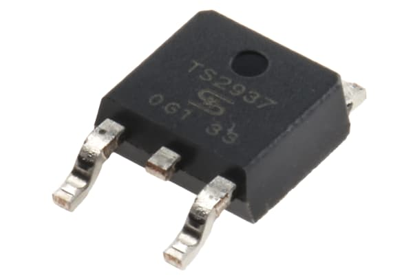 Product image for 0.5A ULTRA LDO 3.3V V REG TS2937CP33 R0