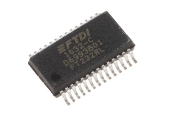 Product image for USB TO SERIAL TTL LEVEL UART FT232RL