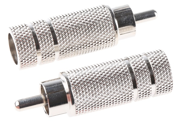 Product image for Nickel line nickel plated cable plug