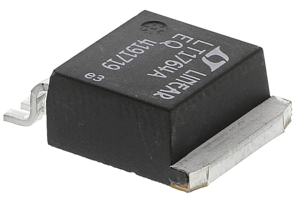 Product image for 3A ADJ REGULATOR LDO LO NOISE LT1764