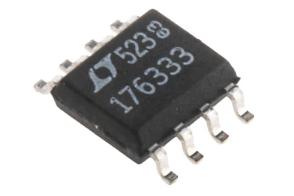 Product image for 3.3V 500MA Regulator LDO LT1763CS8-3.3