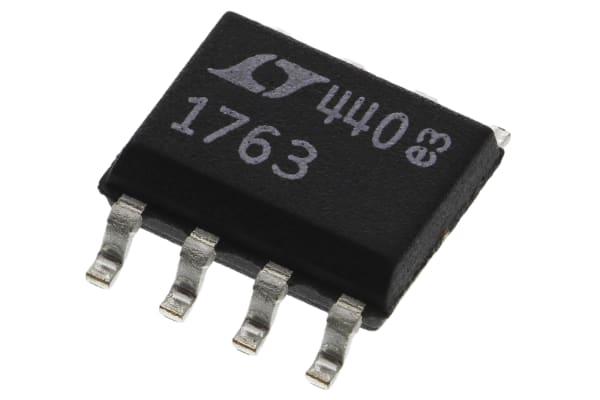 Product image for Adj Regulator LDO Lo Noise LT1763CS8