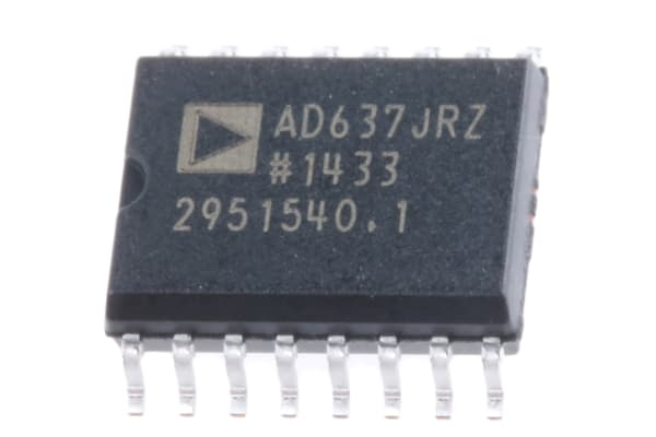 Product image for RMS/DC Converter AD637JRZ