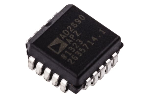 Product image for 12-BIT RESOLVER-DIGITAL CONV AD2S90APZ