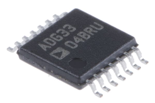 Product image for 4-Ch Bi-Dir Logic Translator ADG3304BRUZ