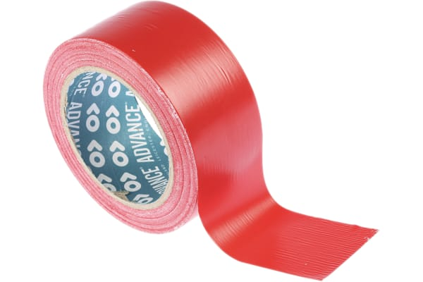 Product image for LANE MARKING TAPE RED 50MM AT8