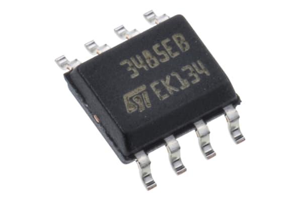 Product image for 12Mbps RS-485/422 Transceiver ST3485EBDR