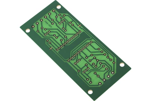 Product image for Strain gauge amplifier PCB, 46x98mm