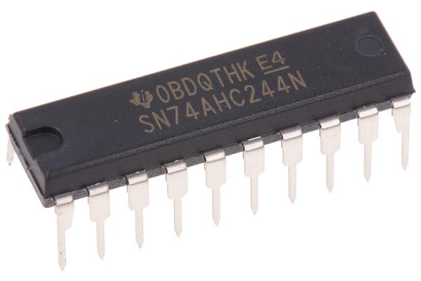 Product image for OCTAL BUFFER/LINE DRIVER,SN74HC540N 2-6V