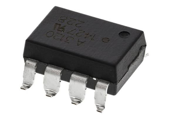 Product image for GATE DRIVE OPTOCOUPLER,HCPL-3120