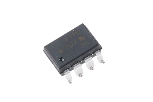 Product image for CMOS OPTOCOUPLER (12.5MBD),HCPL-7710