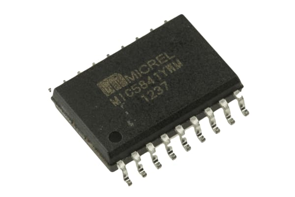 Product image for 8-Bit Ser Latched Driver diode MIC5841YW
