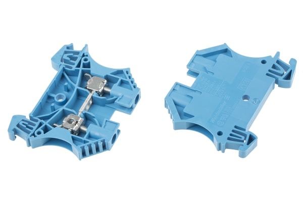Product image for WDU 4 blue standard terminal,32A