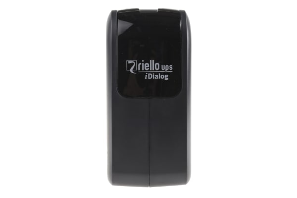 Product image for Riello 800VA Stand Alone UPS Uninterruptible Power Supply, 230V Output, 480W - Line Interactive, Offline