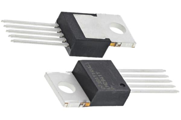 Product image for 1A LDO ADJUSTABLE REGULATOR  LM2941T